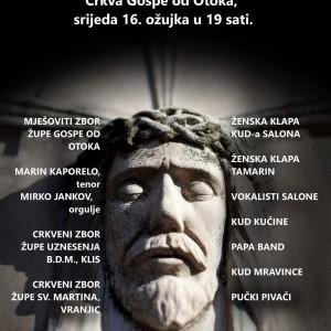 Plakat koncerta