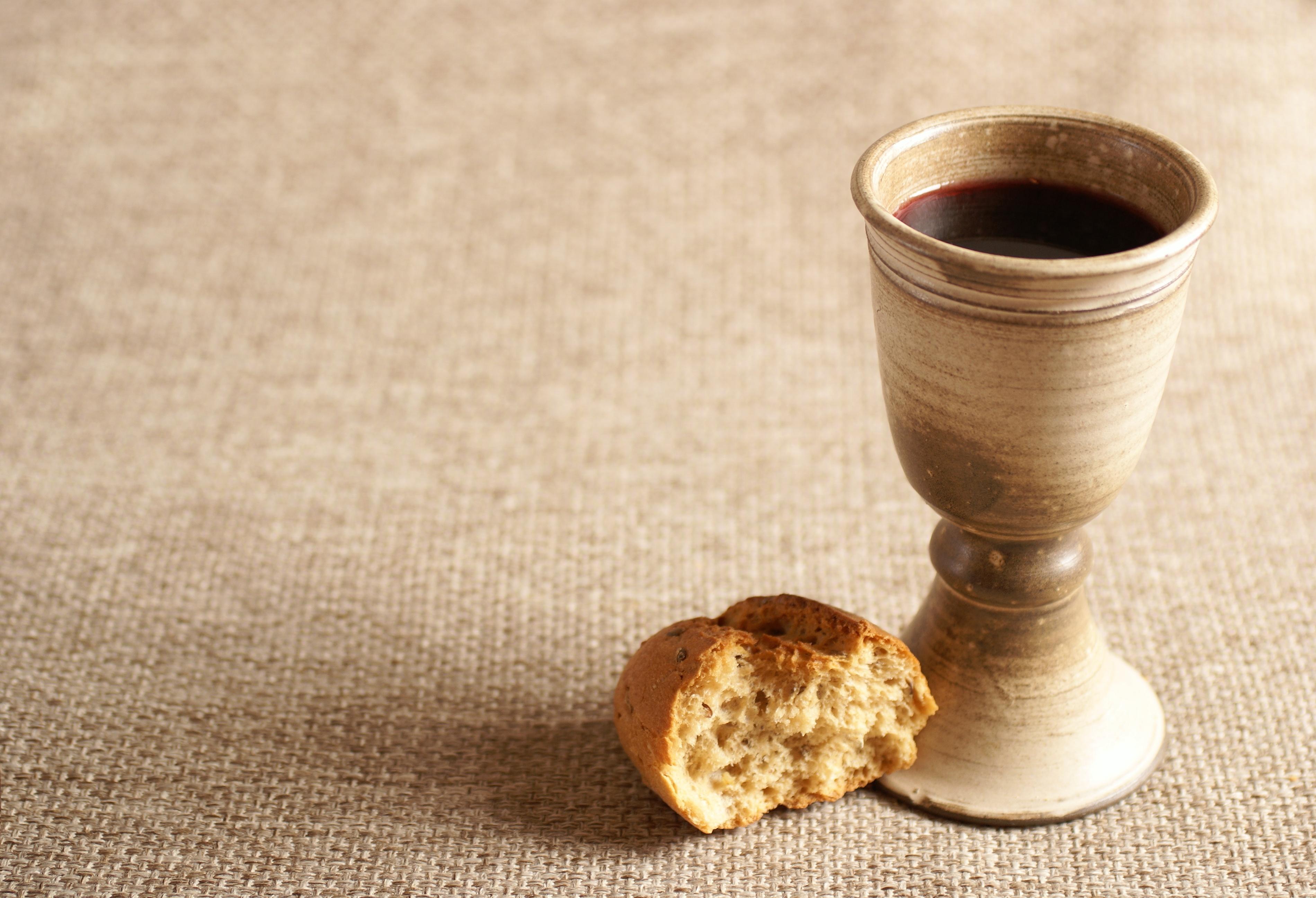 kruh i vino