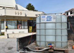 OBAVIJEST – Raspored cisterni za dan 16.11.2019.