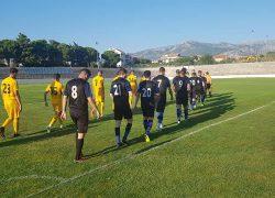OMLADINAC: Polufinalna utakmica 18. Memorijala Slaven Jurić  OMLADINAC – SOLIN 1:0