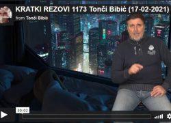 KRATKI REZOVI 1173 na internetu!