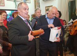 Župan proslavio Božić s Makedoncima: I Blaženko Boban je zaplesao kolo!