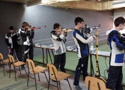 Prvenstvo Hrvatske zračnim oružjem za juniore u Solinu