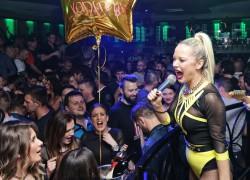 TROPIC KLUB: Maja Šuput na Mystique partyju