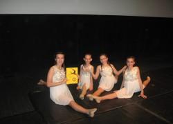 Plesni studio Gita na Međunarodnom festivalu u Zadru