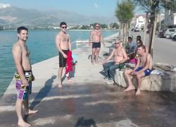 Otvorena sezona kupanja u Vranjicu