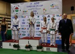 JUDO: Ana Viktorija Puljiz osvojila 1. mjesto
