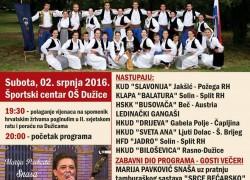 Sutra pratimo nastup HFD Jadro u Hercegovini