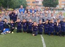 Mladi nogometaši Omladinca nastupili na 4. Ljetnom kupu Sarajevo 2016