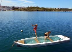 Bernarda Roudi: Brod u moru, more u brodu