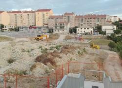 Započela izgradnja vanjskog igrališta u mjesnom odboru Priko Vode