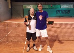 Gabrić pobjednik Tenis lige rekreativaca