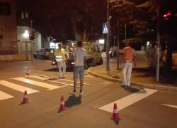 Noćnim radom za sigurniji promet u Solinu