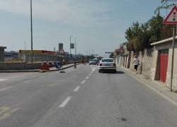 Radovi na pješačkoj zoni u ulici A.G. Matoša