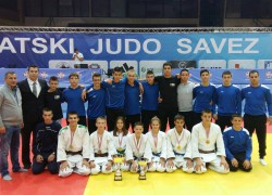 Judaši Solina Zlatni na Prvenstvu Hrvatske U16 i U23