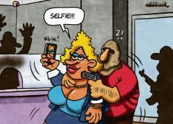 DANAŠNJE ŽENE – Selfi prije svega