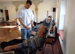 Akcija prikupljanja krvi u Solinu