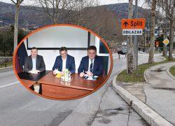 Neočekivani arheološki radovi u Ulici kneza Trpimira odgodili su početak radova u Ulici Stjepana Radića.