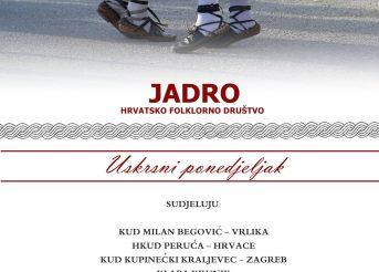 HFD Jadro poziva na manifestaciju Uskrsni ponedjeljak