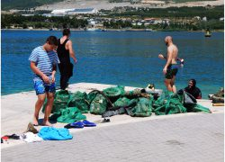 """FOTOGALERIJA by Rebeka Milanović """"I Solin svoje plaže ima.."""""""
