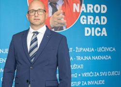 Ognjen Bačić- Kandidat HGS-a za zamjenika gradonačelnika grada Solina
