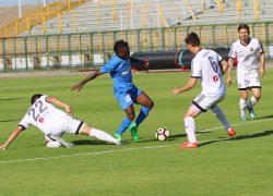 Pogodak u 87. minuti u Velikoj Gorici Solinjane koštao ne igranja kvalifikacija s Cibaliom (1:1)