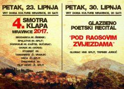 4. SMOTRA KLAPA – MRAVINCE 2017