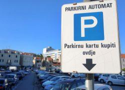 Nastavak naplate parkiranja od 01.lipnja 2017.