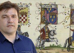 """NAŠA POVIJEST """"Dalmatinski grb"""" je bez sumnje najstariji službeni hrvatski zemaljski grb, donosimo objašnjenje nedoumice oko lavljih ili leopardovih glava i sve što trebati znati"""