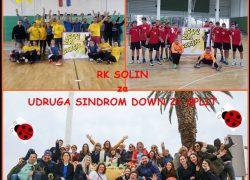 RK Solin za Udrugu sindrom Down – 21 Split