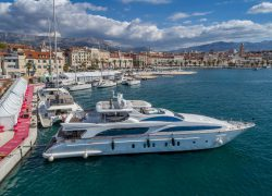 Od 11. do 15. travnja – Jubilarni 20. Croatia Boat Show