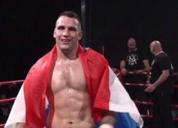 KICKBOXING K-1: Solinjanin Antonio Plazibat pobijedio slovačkog diva Moznyja