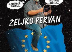 Željko Pervan nastupa u Solinu…ups, Klisu