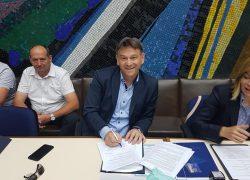 Potpisan ugovor o dodjeli bespovratnih sredstava za gradnju Vrtićkog centra