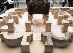 """Natkrivanje mozaika u Palestini """"Nažalost, kod nas se mozaici uniÅ¡tavaju, asfaltiraju ili se preko njih grade zgrade"""""""