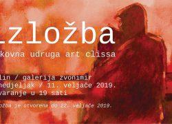 Izložba: Likovna udruga Art Clissa