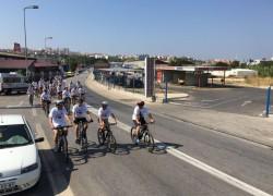 U čast sv. Staša biciklama do Solina