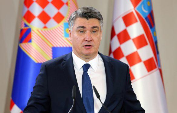 Hrvatski predsjednik Zoran Milanović dolazi u Moskvu povodom održavanja vojne parade za Dan pobjede