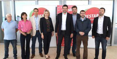 Bernardić: Glas za HDZ je glas za korupciju