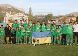 "UKRAJINSKI FC KARPATY LVIV OSVOJIO ""KLIJIN MEMORIJAL"""
