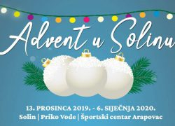 PROGRAM MANIFESTACIJE ADVENT U SOLINU 2019.