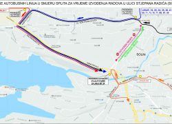 ČETVRTA SREĆA: Od srijede 15.veljače 2017. počinje privremena regulacija prometa