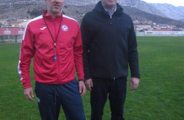 3.HNL JUG – HNK SLOGA (MRAVINCE): Trener Mravinčana Boris Pavić zadovoljan uoči nastavka prvenstva 3.HNL jug