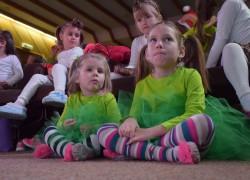 Prošlog petka održana je Božićna priredba Plesnog studija Gita