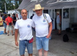 Lov rukom iz brodice: Vranjičani branili boje Solina