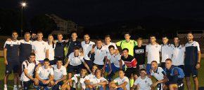 NK OMLADINAC: U Vranjicu održan 18. Memorijal Slaven Jurić  Pehar prvi put osvojili juniori Hajduka