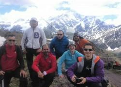 Solinjanka na putu najviÅ¡eg vrha Europe – Elbrus na Kavkazu