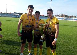Juniori Solina prvaci Dalmacije