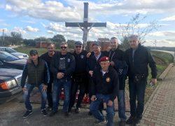 Veterani 114. iz Svetog Kaja posjetili Škabrnju