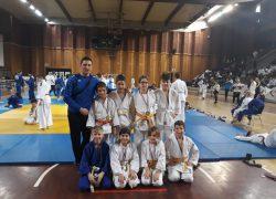 JUDO: Solinjani nastupili u Dubrovniku, vratili se s pet medalja